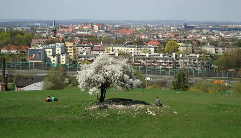 Krakau Park Städtereisen