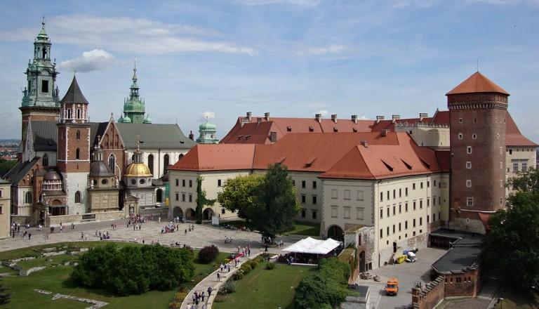 Krakau Städtereisen Wawel