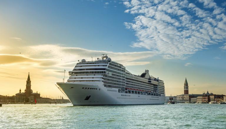 Kreuzfahrt Venedig