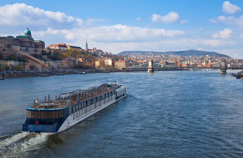 Doanu Kreuzfahrten Budapest
