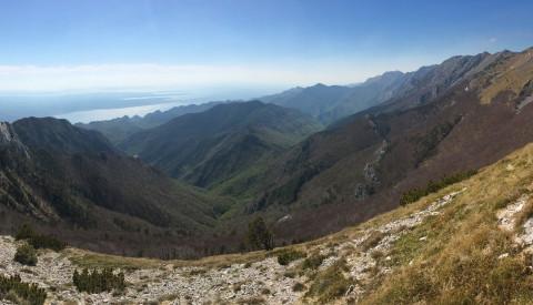 Kroatiens Landschaften laden zum Wandern ein. Wie hier in Velebit.