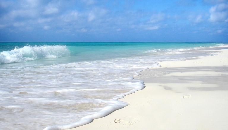 kuba strand meer