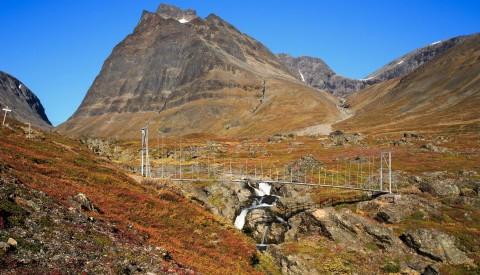 Kungsleden Lappland Wandern