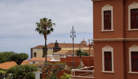 La Orotava auf Teneriffa