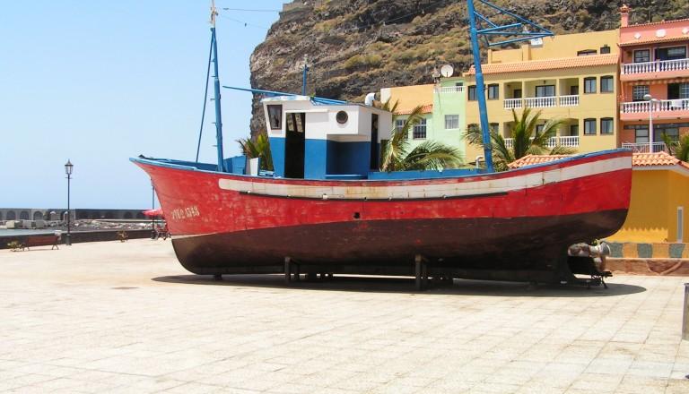 La Palma Schiff Reisen