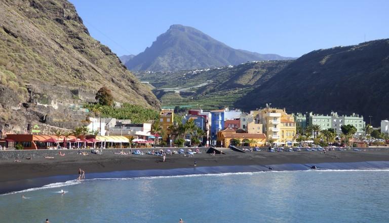 Das charmante Tazacorte auf La Palma.