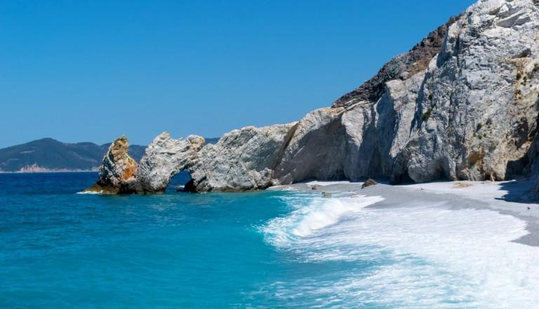 Lakaria Beach Skiathos