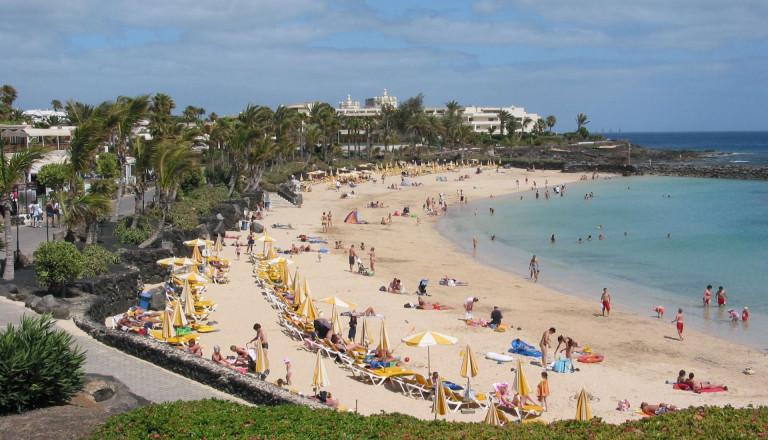 Lanzarote eignet sich ideal für einen Urlaub mit der ganzen Familie.