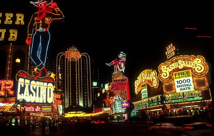 Las Vegas Casino Heiraten