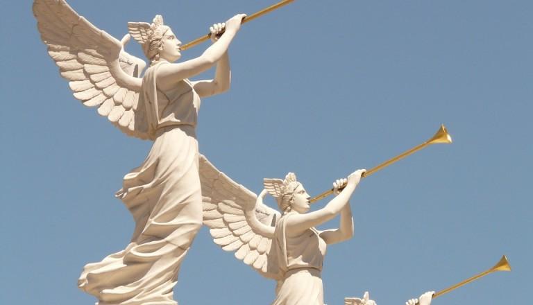 Las Vegas Hochzeitsreisen Engel