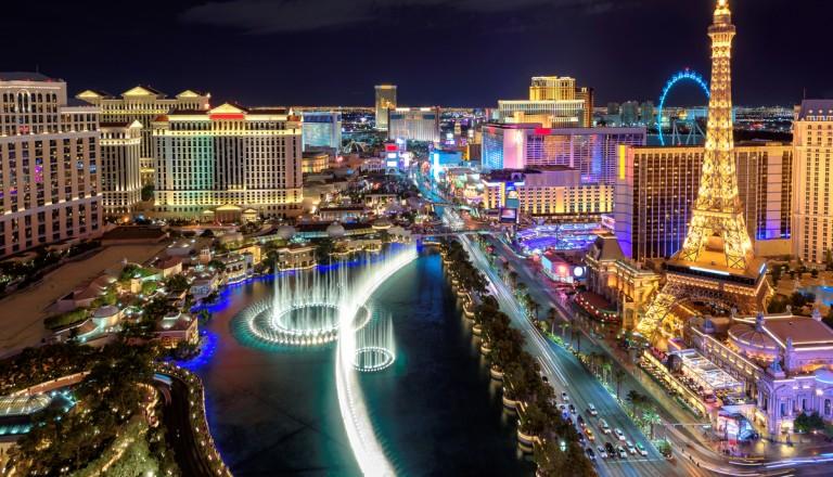 Las Vegas Hochzeitsreisen Strip