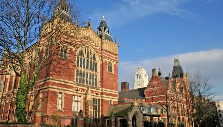 Die Leeds University.