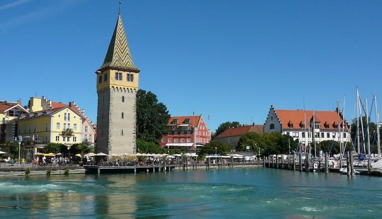 Bodensee Lindau Shopping Reisen