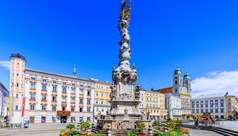 Linz Städtereisen Rathausviertel