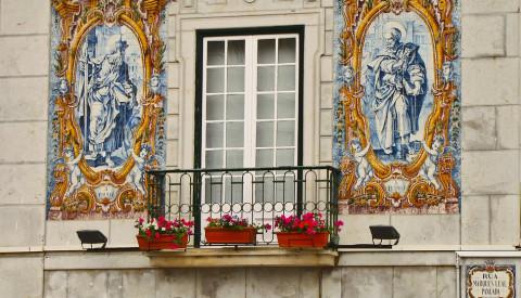 Der portugiesischen Kachelkunst ist ein eigenes Museum gewidmet.