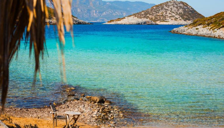 Livadaki Beach auf Samos