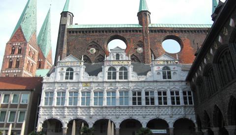 Lübecks Stadthalle