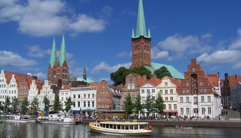 Das charmante Lübeck an der Ostsee