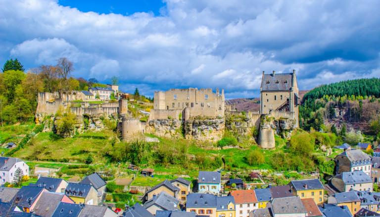 Ausflugsziele in Luxemburg