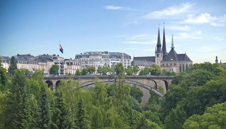 Reisen nach Luxemburg Stadt Land