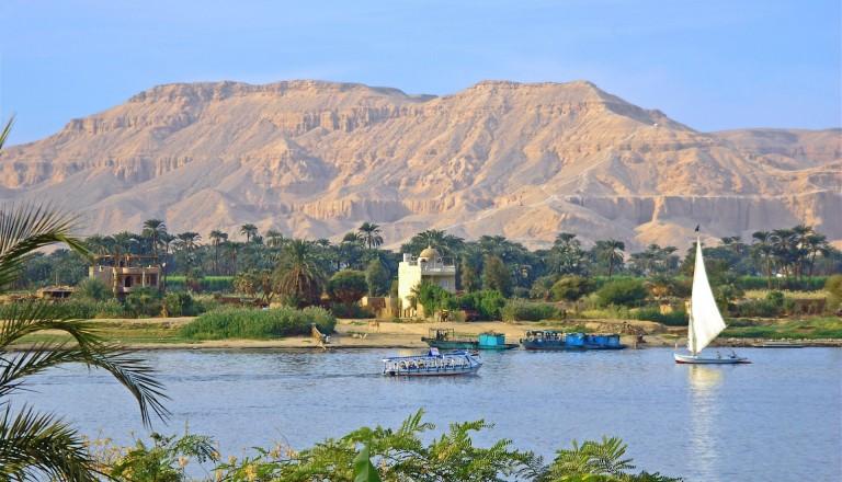 Reisen Luxor Ägypten