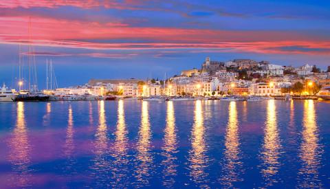 Luxus auf Ibiza