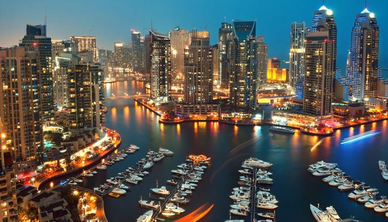 Luxusreisen Dubai