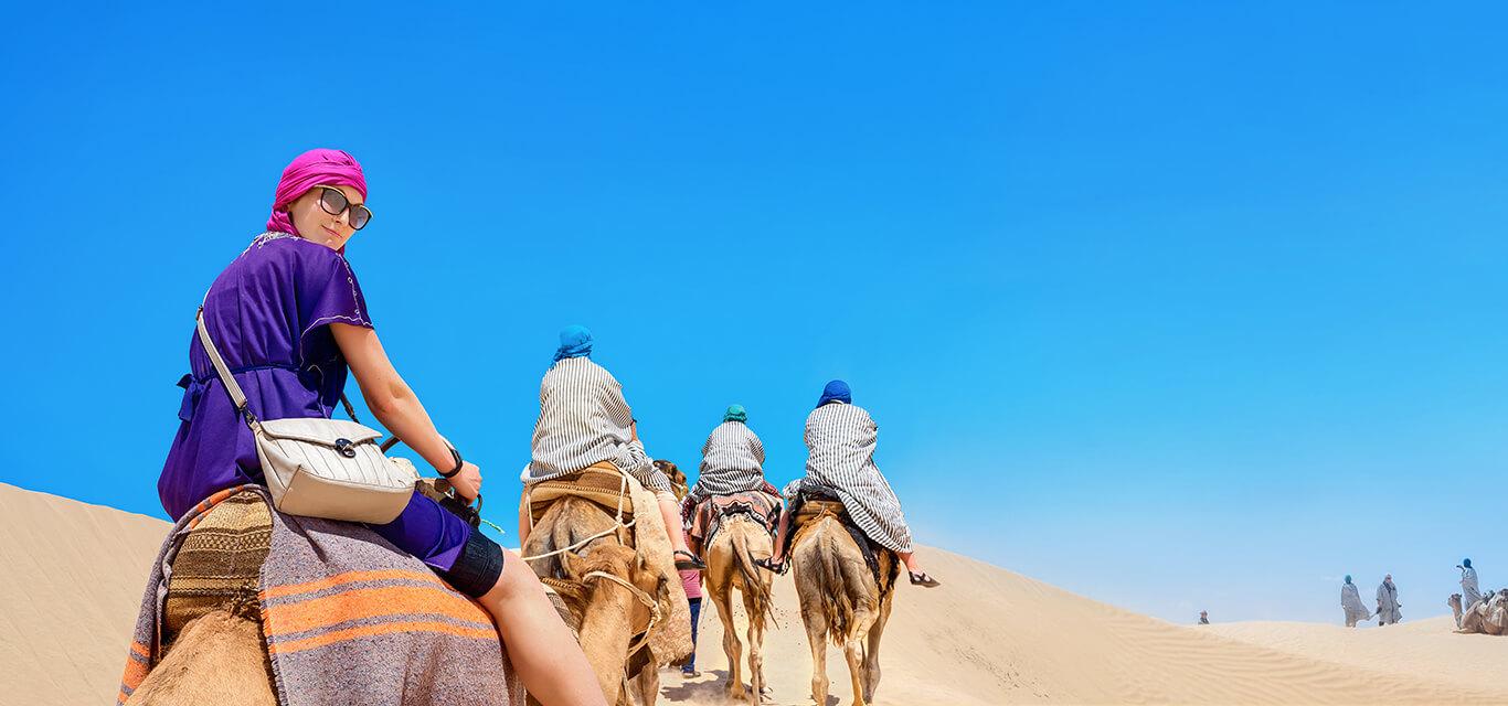 Luxusreisen - Tunesien
