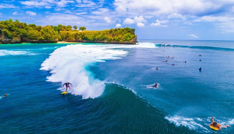 Luxusurlaub - Bali - Wassersport