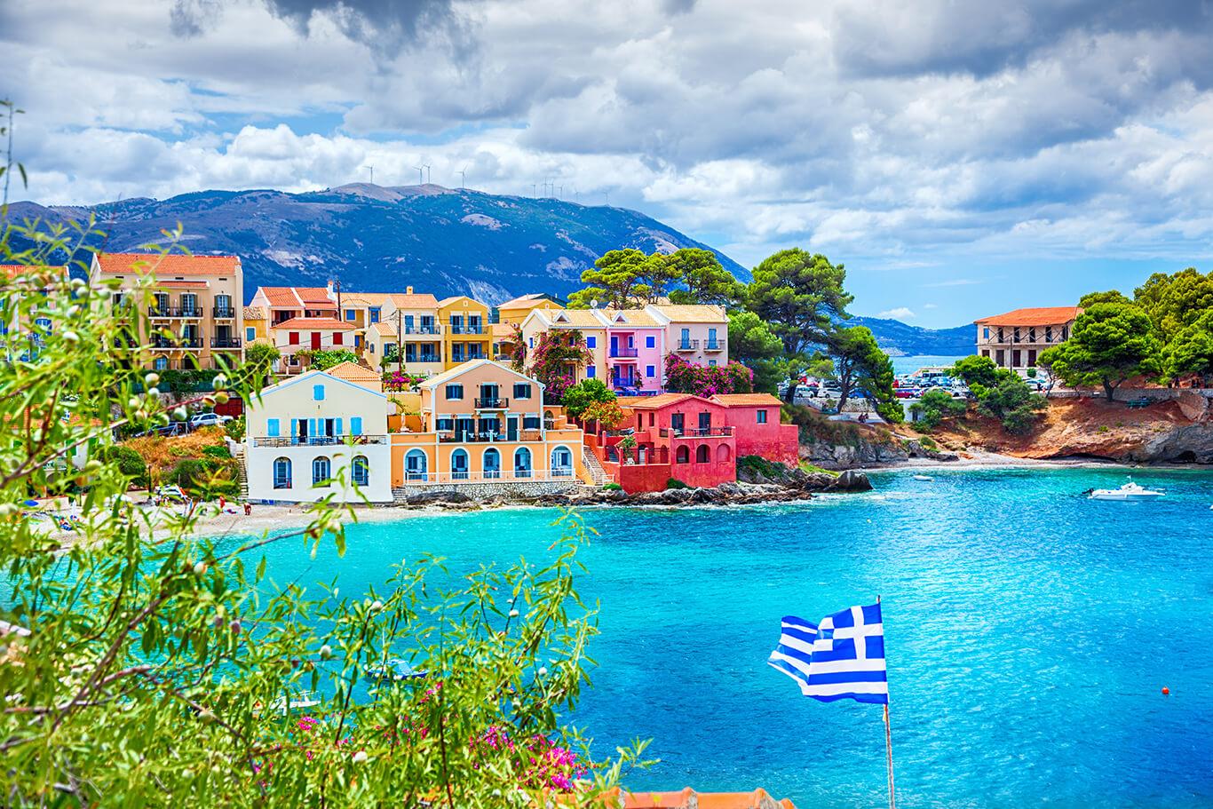 Luxusurlaub in Griechenland