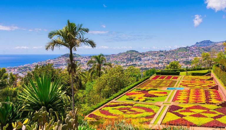 Luxusurlaub - Madeira