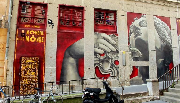 Street Art Theater Lyon