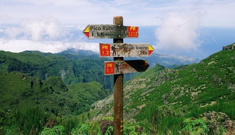 Madeira Wandern Reisen