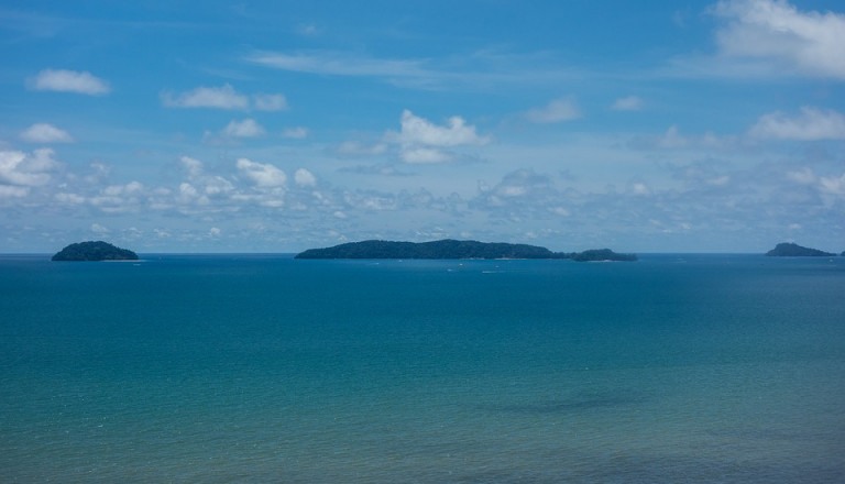 Traumhaft schön: Manukan Island.