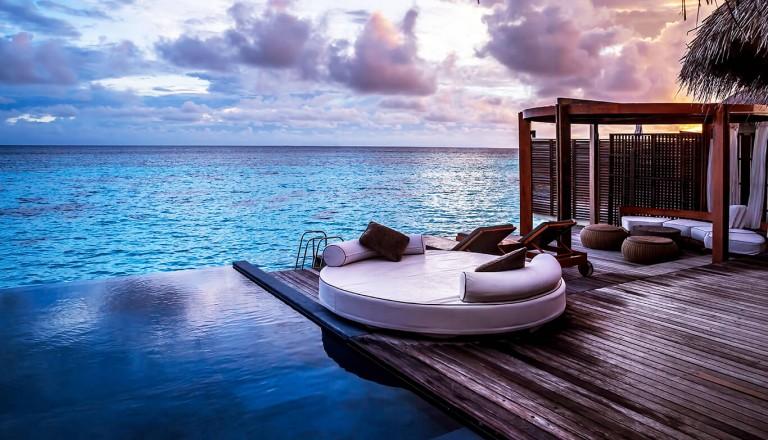 Malediven - Luxusurlaub - Romantik