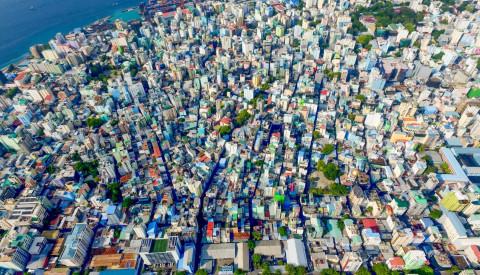 Hauptstadt Malé