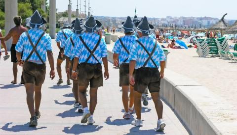 Mallorca Party Bayern