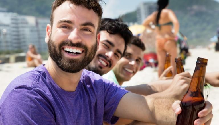 Mallorca Bier Strand Party