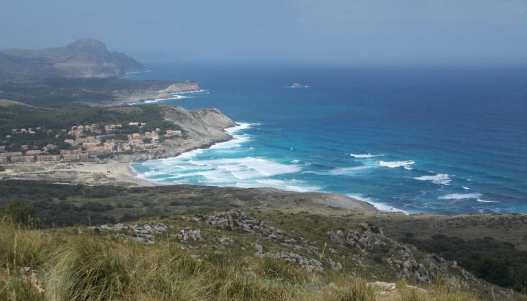 Mallorca Cala Mesquida