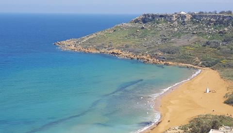 Malta: Ideal für einen Strandurlaub.