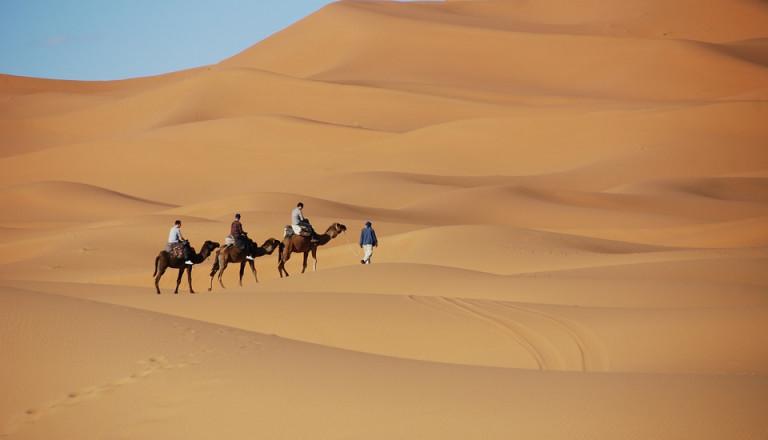 Sahara Rundreisen Marokko