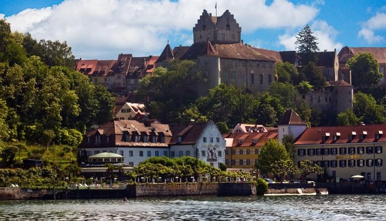 Bodensee Meersburg Reisen