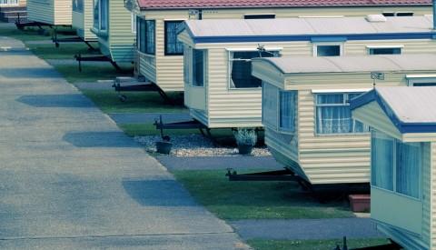 Mobilheime Camping