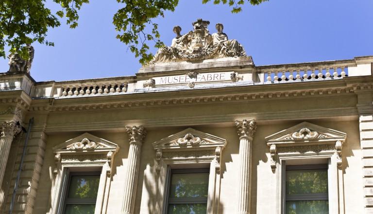 Das Museum Fabre in Montpellier.