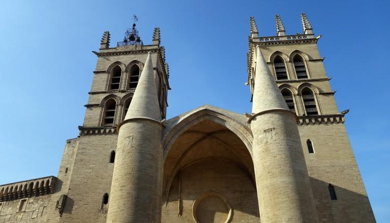 Die Kathedrale Saint-Pierre.