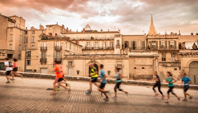 Sport in Montpellier.