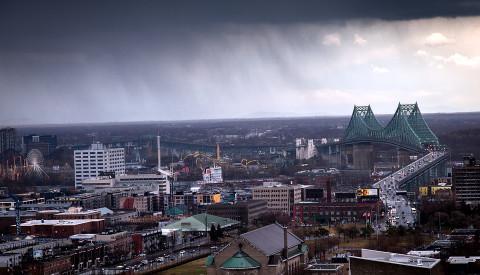 Montreal Stadtansicht