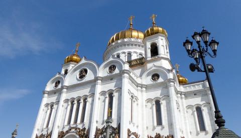 Christus-Erlöser-Kirche in Moskau