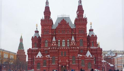 Moskau Roter Platz