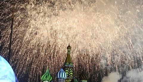 Moskau an Weihnachten und Neujahr ist ein besonderes Erlebnis.